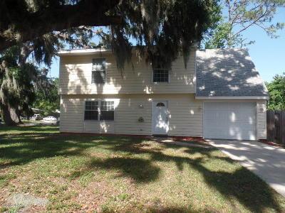 South Daytona Single Family Home For Sale: 2865 Oak Lea Drive