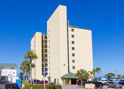 Daytona Beach Shores Condo/Townhouse For Sale: 3647 S Atlantic Avenue #501