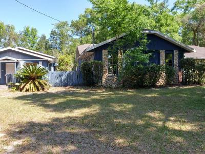 Deland Single Family Home For Sale: 1100 Glenwood Trail