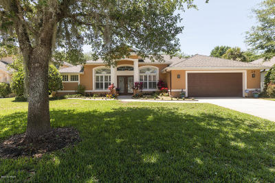 Ormond Lakes Single Family Home For Sale: 20 Lakecliff Drive