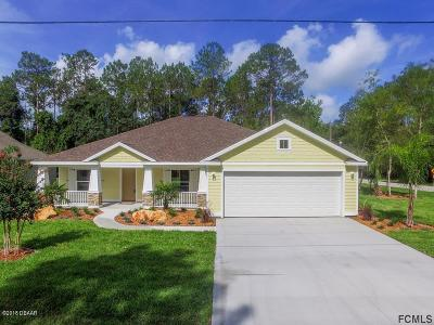 Palm Coast Single Family Home For Sale: 2 Zenith Court