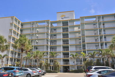 New Smyrna Beach Condo/Townhouse For Sale: 5203 S Atlantic Avenue #416B