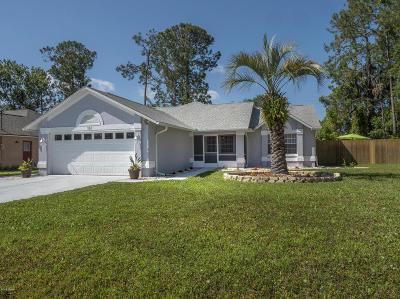 Palm Coast Single Family Home For Sale: 184 Bayside Drive