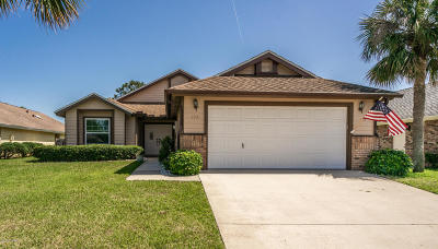 Daytona Beach Single Family Home For Sale: 133 Wood Ibis Court