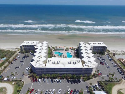 New Smyrna Beach Condo/Townhouse For Sale: 2401 S Atlantic Avenue #E306