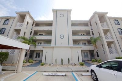 New Smyrna Beach Condo/Townhouse For Sale: 426 Bouchelle Drive #303
