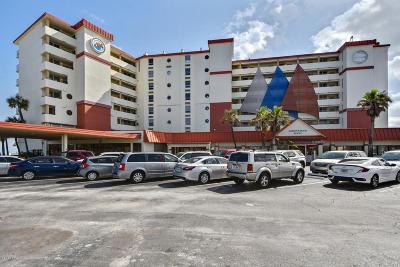 Daytona Beach Shores Condo/Townhouse For Sale: 701 S Atlantic Avenue #517