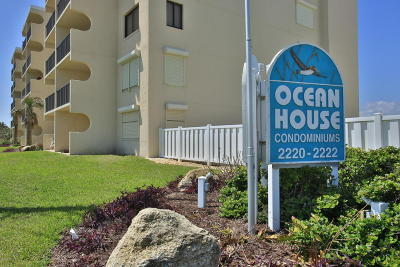 Ormond Beach Condo/Townhouse For Sale: 2220 Ocean Shore Boulevard #207