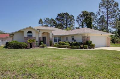 Palm Coast Single Family Home For Sale: 71 Wynnfield Drive
