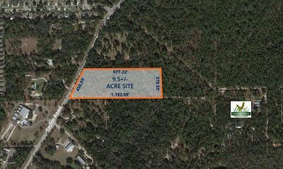 Port Orange Residential Lots & Land For Sale: 1815 Taylor Road