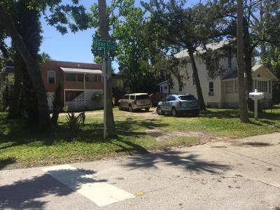 Daytona Beach Multi Family Home For Sale: 221 & 223 Short Street