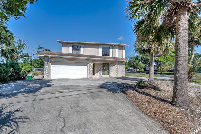 Daytona Beach Single Family Home For Sale: 2100 N Halifax Avenue