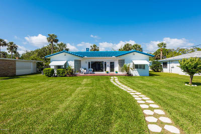 Ormond Beach Single Family Home For Sale: 808 S Beach Street