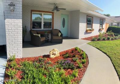 Ponce Inlet Single Family Home For Sale: 78 Rains Court
