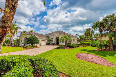Hammock Dunes Single Family Home For Sale: 135 Island Estates Parkway