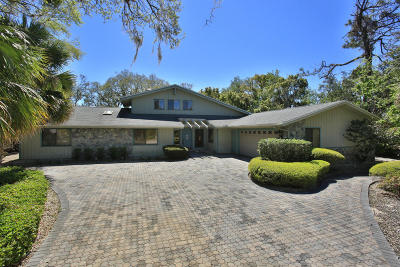 New Smyrna Beach Single Family Home For Sale: 517 Boxwood Lane
