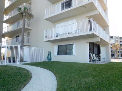 New Smyrna Beach Condo/Townhouse For Sale: 2401 S Atlantic Avenue #C101