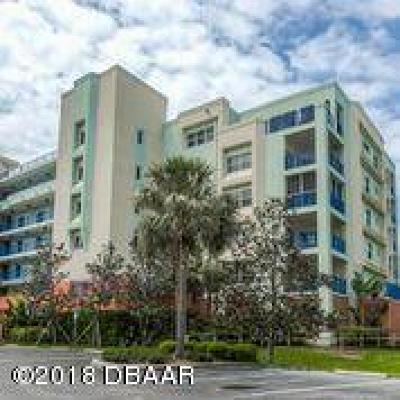 New Smyrna Beach Condo/Townhouse For Sale: 5300 S Atlantic Avenue #10406