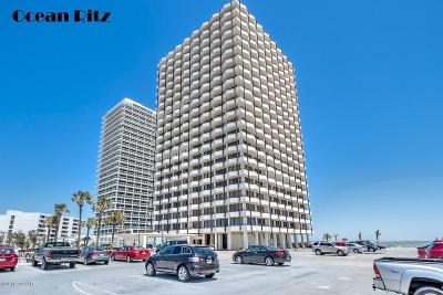 Daytona Beach Condo/Townhouse For Sale: 2900 N Atlantic Avenue #8060
