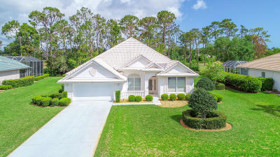 Plantation Bay Single Family Home For Sale: 804 Millstream Lane