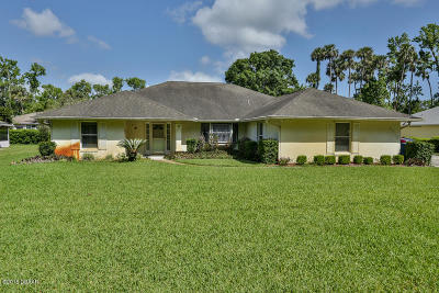 New Smyrna Beach Single Family Home For Sale: 2219 Doster Drive