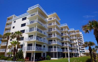 New Smyrna Beach Condo/Townhouse For Sale: 5301 S Atlantic Avenue #130