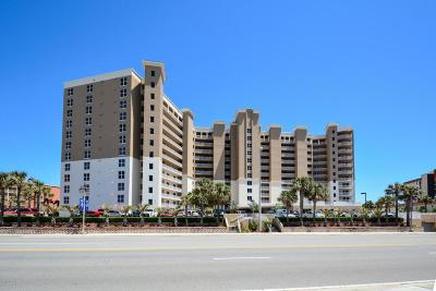 Daytona Beach Shores Condo/Townhouse For Sale: 2403 S Atlantic Avenue #907