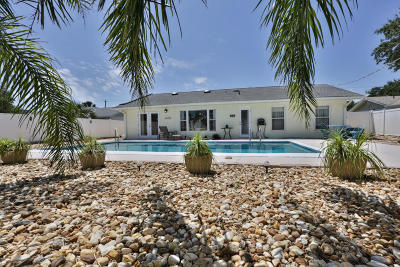 New Smyrna Beach Single Family Home For Sale: 4429 Saxon Drive