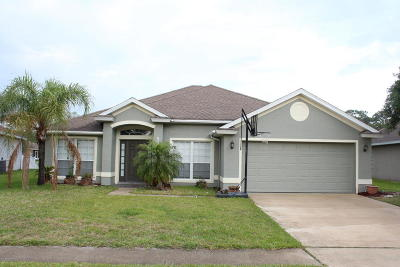 Port Orange Single Family Home For Sale: 5309 Plantation Home Way