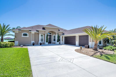 New Smyrna Beach Single Family Home For Sale: 3360 W Locanda Circle
