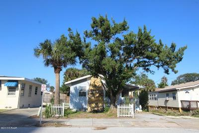 Daytona Beach Single Family Home For Sale: 936 N Halifax Avenue