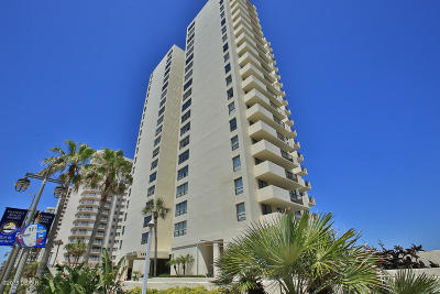 Daytona Beach Condo/Townhouse For Sale: 2987 S Atlantic Avenue #Q020