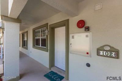 Palm Coast Condo/Townhouse For Sale: 90 San Juan Drive #B102