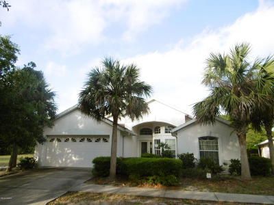 Palm Coast Single Family Home For Sale: 15 St Andrews Court