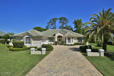 Ormond Beach FL Single Family Home For Sale: $379,900