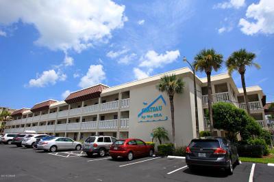 New Smyrna Beach Condo/Townhouse For Sale: 3663 S Atlantic Avenue #11B