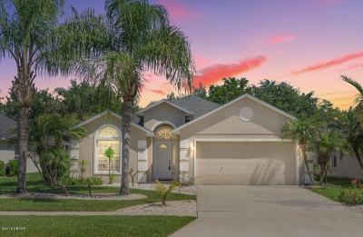 Port Orange Single Family Home For Sale: 1851 Tara Marie Lane