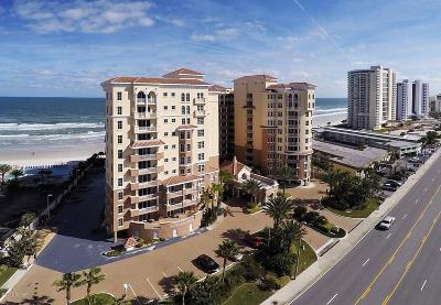 Daytona Beach Condo/Townhouse For Sale: 2515 S Atlantic Avenue #407