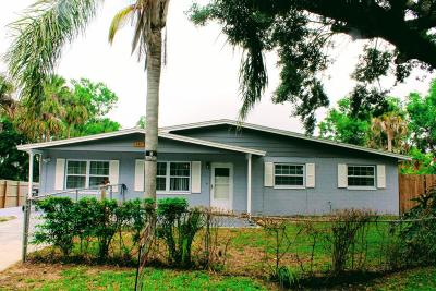 Port Orange Single Family Home For Sale: 111 White Place