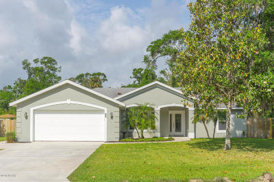 Port Orange Single Family Home For Sale: 6400 Spruce Creek Road
