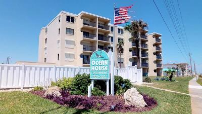 Ormond Beach Condo/Townhouse For Sale: 2220 Ocean Shore Boulevard #301A