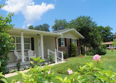 South Daytona Single Family Home For Sale: 918 Pineapple Road