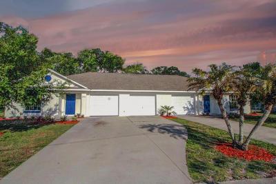 Port Orange Multi Family Home For Sale: 5013-5015 Sail Court