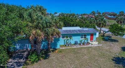 Flagler Beach Single Family Home For Sale: 1111 S Daytona Avenue