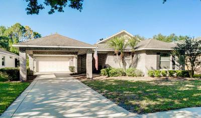 Port Orange Single Family Home For Sale: 1567 Town Park Drive
