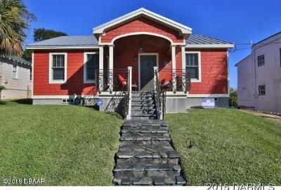 Daytona Beach Single Family Home For Sale: 331 Hillside Avenue