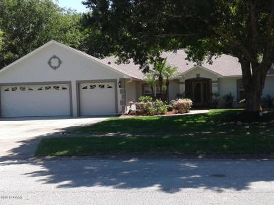 Port Orange Single Family Home For Sale: 3735 Sunrise Oaks Drive