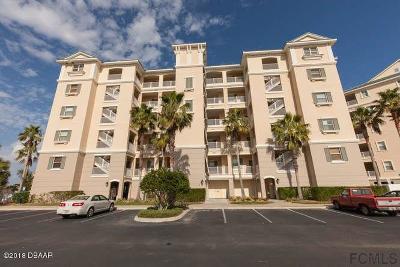 Palm Coast Condo/Townhouse For Sale: 200 Cinnamon Beach Place #121
