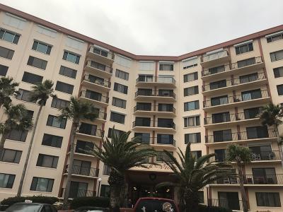 Flagler Beach Condo/Townhouse For Sale: 3600 S Ocean Shore Boulevard #322