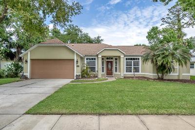 Daytona Beach Single Family Home For Sale: 400 Aleatha Drive